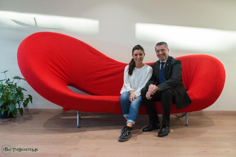 Università del Caffè illy - con il direttore Moreno Faina
