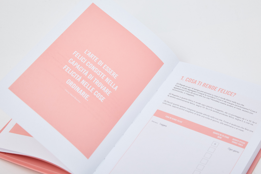 The Happiness Planner pink