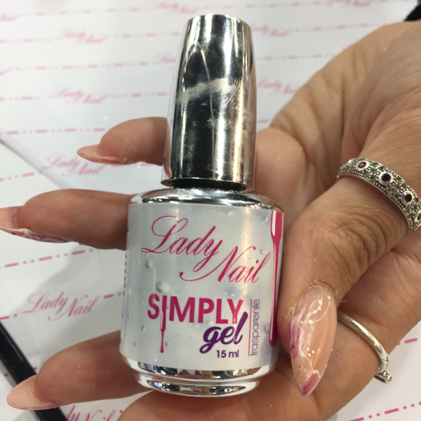 Esthetiworld 2018 Lady Nail SimplyGel