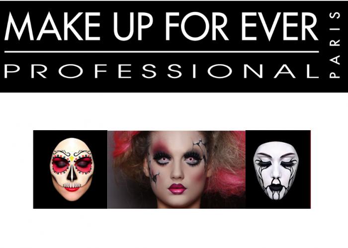 Makeupforever Halloween TBM
