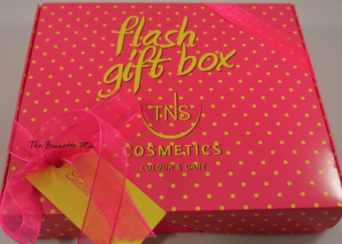 TNS flash gift box TBM
