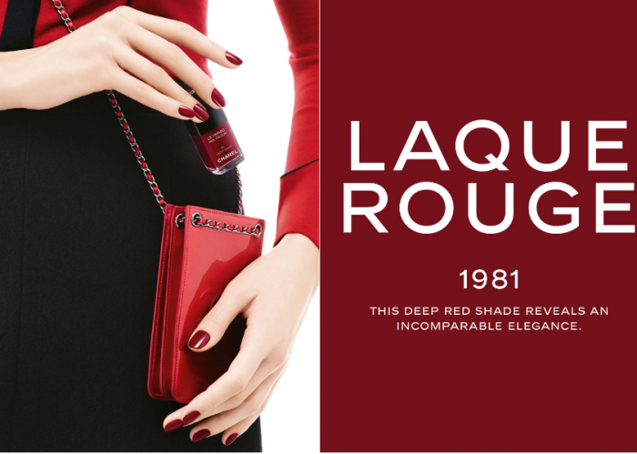 Chanel Laque Rouge