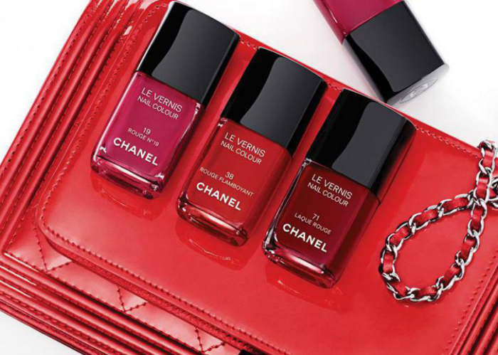 Rouges Culte Chanel