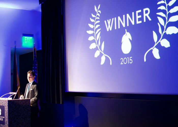 Luca Maffei - The Art and Olfaction Awards Winner