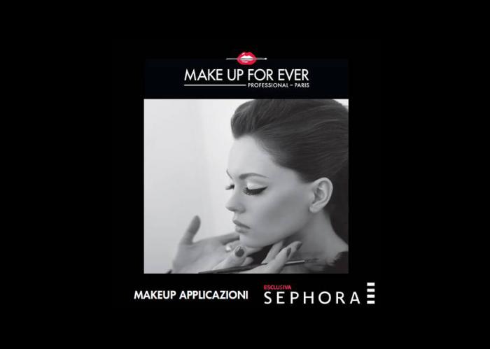 Make up school MakeUpForEver in tour 2015