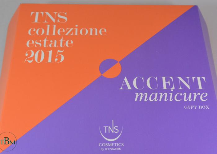 TNS Accent Manicure Giftbox