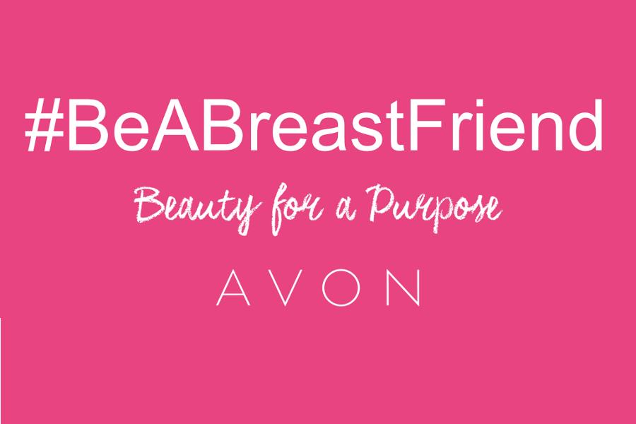 Avon #BeABreastFriend