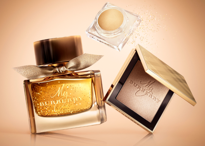 Burberry Beauty Festive Collection 2015