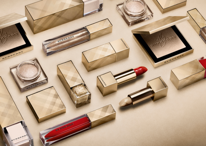 Burberry Festive 2015 Collection