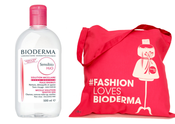Bioderma alla Milano Fashion Week