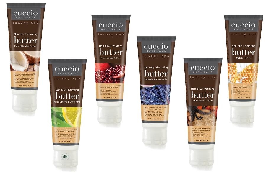 Butter Blend Cuccio