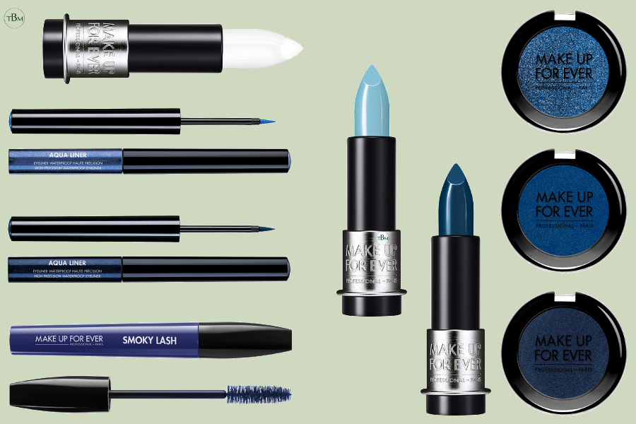 Make Up For Ever blue