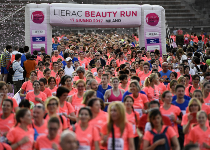 Lierac Beauty Run 2017